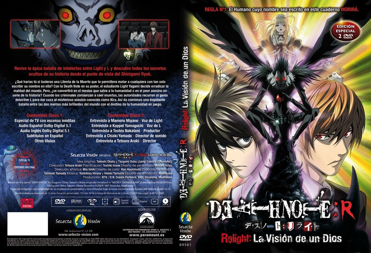 Death Note Relight Sub Indo Fresh Link 2014 | Everything